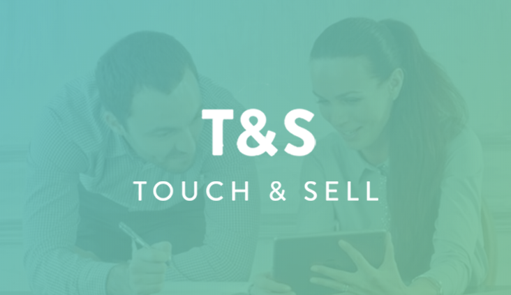 Cas client Touch and Sell